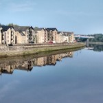 Morning on the Lune