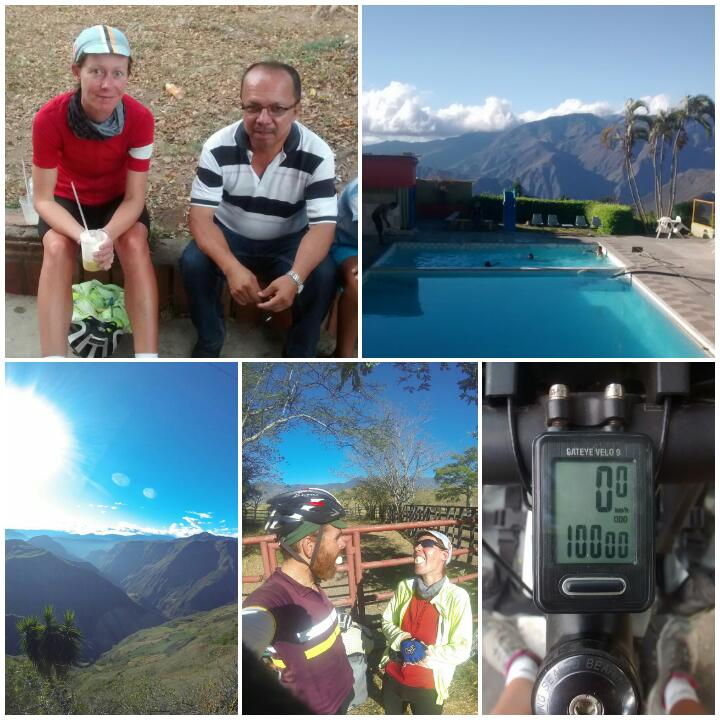 Cycle touring in Colombia